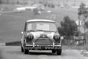 66741  -   R. Aalten / Bob Holden Outright and Class C Winners Morris Cooper S - Bathurst 1966 - Photographer Lance J Ruting