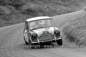 66742  -   R. Aalten / Bob Holden Outright and Class C Winners Morris Cooper S - Bathurst 1966 - Photographer Lance J Ruting