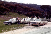 66923 - Chrysler Mobil Performance Test October 1966 - Sydney to Brocken Hill to Adelaide to Sydney - Valiant Sedan, Regal Safari, V8 Sedan & Imp - Photographer Peter D'Abbs