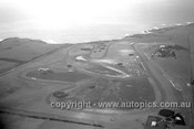 67311 - Arial shot of Phillip Island 22nd October 1967 - Photographer Peter D'Abbs