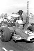71650 - Alan Hamilton, McLaren M10B  - Lakeside 1971 - Photographer Max Stahl