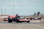 72659 - Warwick Brown -  McLaren M10B Chev V8, Adelaide Tasman Series  1972 - Photographer Jeff Neild