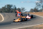 74653 - John Goss, Matich A53 - Oran Park 4th August 1974 -  Photographer Jeff Nield
