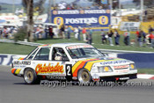 86787  -  G. Bailey / A. Grice, Commodore VK - 1st Outright Bathurst 1986 - Photographer Ray Simpson