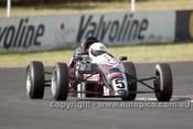 93516 - Craig Lowndes, Van Dieman RF 93 Formula Ford - Oran Park 8th August 1993 -Photographer Marshall Cass