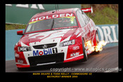 Mark Skaife & Todd Kelly, Commodore VZ - Bathurst Winner 2005 - Printed with a black border and a caption describing the photo.