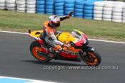 12304 - Casey Stoner, Honda - Phillip Island 2012 - Photographer Craig Clifford