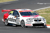 Craig Lowndes & Warren Luff, Holden Commodore VE2 -  3rd Place Bathurst 1000 - 2012  - Photographer Craig Clifford