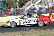 12702 - Craig Lowndes & Warren Luff, Holden Commodore VE2 -  3rd Place Bathurst 1000 - 2012  - Photographer Craig Clifford
