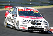 12703 - Craig Lowndes & Warren Luff, Holden Commodore VE2 -  3rd Place Bathurst 1000 - 2012  - Photographer Craig Clifford