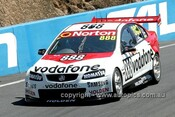 12704 - Craig Lowndes & Warren Luff, Holden Commodore VE2 - 3rd Place Bathurst 1000 - 2012  - Photographer Craig Clifford
