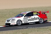 12705 - Craig Lowndes & Warren Luff, Holden Commodore VE2 -  3rd Place Bathurst 1000 - 2012  - Photographer Craig Clifford
