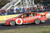 12706 - Paul Dumbrell / Jamie Whincup, Holden Commodore VE2 -  Winner Bathurst 1000  2012  - Photographer Craig Clifford