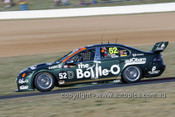 12708 - Dean Canto / David Reynolds, Falcon FG -  2nd Place Bathurst 1000  2012  - Photographer Craig Clifford