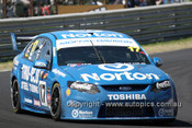 12712 - Alex Davison / James Moffat, Falcon FG - Bathurst 1000 - 2012  - Photographer Craig Clifford