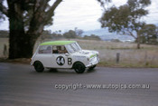 63709 - Des West & John Martin, Morris Cooper - Armstrong 500 Bathurst 1963 - Photographer Ian Thorn