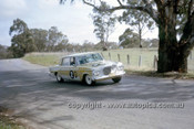 63711 - Warren Weldon & Bert Needham, Studebaker Lark - Armstrong 500 Bathurst 1963 - Photographer Ian Thorn