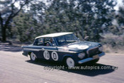 65771 - Warren Weldon & Bill Slattery, Studebaker Lark - Armstrong 500 Bathurst 1965 - Photographer Ian Thorn