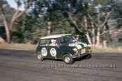 65773 - Brian Foley & Peter Manton, Morris Cooper S - Armstrong 500 Bathurst 1965 - Photographer Ian Thorn