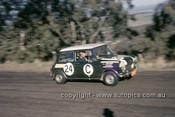 65780 - Greg Cusack & Bob Holden, Morris Cooper S - Armstrong 500 Bathurst 1965 - Photographer Ian Thorn
