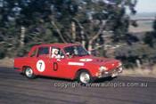 65783 - Max Stewart & Bob Young, Triumph 2000 - Armstrong 500 Bathurst 1965 - Photographer Ian Thorn