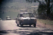 65784 - Carl Kennedy & David Walker, Ford Cortina GT500 - Armstrong 500 Bathurst 1965 - Photographer Ian Thorn