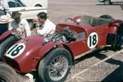 62430 - Frank Coad, Lotus 7 Climax - Sandown 1962 -  Photographer Ian Thorn