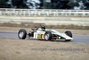 73549 - John Leffler -  Bowin P6F Formula Ford - Warwick Farm 1973 - Photographer Jeff Niel