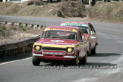 77062 - C. McMahon & I. Messner, Escort - Amaroo Park 1977 - Photographer Neil Stratton