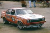 77064 - P. Arnull & G. Ryan, Holden Torana - Amaroo Park 1977 - Photographer Neil Stratton