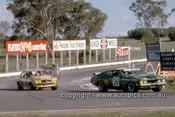 77847 - Graham Ritter / Jim Keogh - Ford Falcon XB GT Bathurst 1977 - Photographer Ian Thorn
