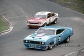 78057 - J. Goss, Falcon & G. Wigston, Holden Torana - Amaroo Park 1978 - Photographer Neil Stratton