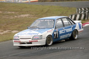 86052 - Graeme Hooley, Commodore VK - Amaroo 1986 - Photographer Ray Simpson