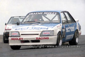 86054 - Graeme Hooley, Commodore VK - Amaroo 1986 - Photographer Ray Simpson