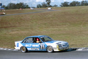 87040 - Graeme Hooley, Commodore VK - Oran Park 1987 - Photographer Ray Simpson