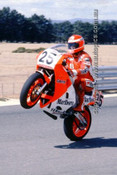 88308  - Mick Doohan, Yamaha - Superbikes Symmons Plains 1988 - Photographer Ray Simpson