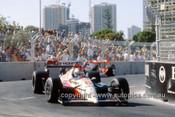 91512 - Mario Andretti, Lola T91/100 Chev - Gold Coast Indy 1991- Photographer Marshall Cass