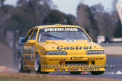 92037 - Larry Perkins  Holden Commodore VL - Sandown  1992 - Photographer Ray Simpson