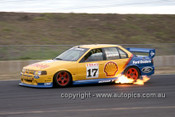93021  -  Dick Johnson, Falcon EB - Eastern Creek - Photographer Marshall Cass