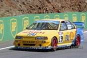 94746  -  Dick Johnson  - Falcon EB -  In the number 19 car - Bathurst 1994 - Photographer Marshall Cass