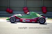 95506 - Mark Webber, Van Diemen RF95 - Sandown 1995 - Photographer Marshall Cass