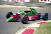 95507 - Mark Webber, Van Diemen RF95 - Sandown 1995 - Photographer Marshall Cass