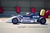 95508 - Jason Bright, Van Diemen RF95 - Sandown 1995 - Photographer Marshall Cass