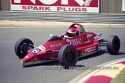 95510 - Jason Bargwanna, Reynard FF88 - Sandown 1995 - Photographer Marshall Cass