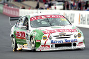 201723 - B. Jones & J. Cleland, Ford Falcon AU - 2nd Outright Bathurst 2001 - Photographer  Marshall Cass