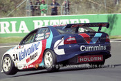201727 - G. Tander & J. Bargwanna, Holden Commodore VX - Bathurst 2001 - Photographer  Marshall Cass