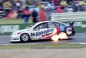 201728 - G. Tander & J. Bargwanna, Holden Commodore VX - Bathurst 2001 - Photographer  Marshall Cass