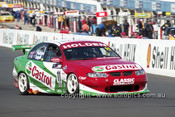 01730 - L. Perkins & R. Ingall, Holden Commodore VX - Bathurst 2001 - Photographer  Marshall Cass