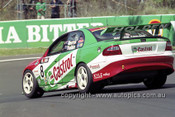 201742 - A. Macrow & L. Youlden, Holden Commodore VX - Bathurst 2001 - Photographer  Marshall Cass