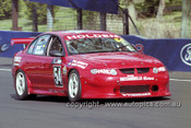 201744 - R. Nash & T. Ricciardello, Holden Commodore VX - Bathurst 2001 - Photographer  Marshall Cass